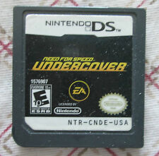 Nintendo DS - Need for Speed Undercover (Cart only)