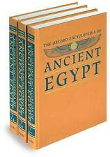 The Oxford Encyclopedia of Ancient Egypt by Oxford University Press Inc...