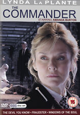 COMMANDER DEVIL YOU KNOW & FRAUDSTER & WINDOWS OF THE SOUL - DVD - REGION 2 UK