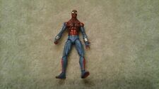 "Ben Reilly Scarlet Spider-man Marvel Legends Ares BAF Wave 6"" Loose Walmart"