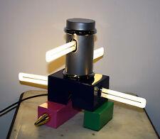 LAUREL DESK LAMP PETER SHIRE MEMPHIS MILAN DESIGN VERY RARE LAMPADA 1985 SPACE
