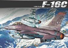 Academy 1/48 Plastic Model Kit F-16C FLYING RAZORBACKS 12204 NIB