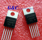 10PCS IC LM2596T-5.0 LM2596 NSC TO-220 Voltage Regulator 3A 5V NEW DATE CODE