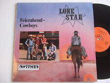 LONE STAR Feierabend-Cowboys Büttner Rec. obscure German Private press Country