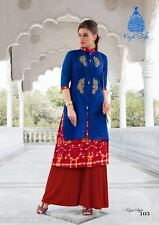 XXL Fancy Designer Heavy Party Wear Embroidered Kurti, Kurta,Tunic