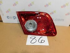 03 04 05 Mazda 6 DRIVER Side Tail Light Used Rear Lamp #86-T