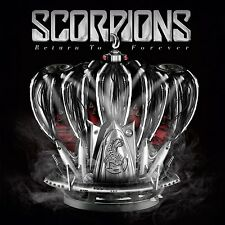 SCORPIONS Return To Forever CD 2015 Rudolf Schenker * NEW