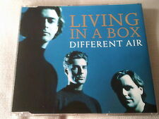 LIVING IN A BOX - DIFFERENT AIR - 1989 UK CD SINGLE