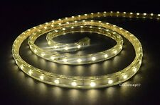 CBConcept® UL Listed,40 Feet,4300 Lumen,Warm White 3000K,120V LED Strip Rope