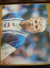 1990/2000's Autograph: Sheffield Wednesday - Humphreys, Ritchie [Hand Signed Col
