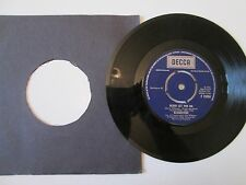 Bloodstone - Never let you Go - 7 Inch Single 1972 uk release