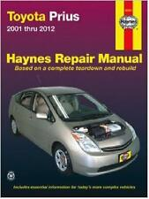 2001-2012 Toyota Prius Repair Manual 2011 2010 2009 2008 2007 2006 2005 04 0662