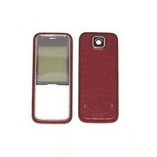 COVER HOUSING COMPATIBILE per NOKIA 7310S 7310 SUPERNOVA ROSSA CON TASTIERA