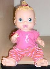 Hasbro Baby Alive 2007 Baby Doll - not interactive