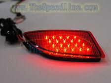 11 12 13 14 Mazda2 OEM Red LED Reflector Bumper Light Mazda 2 2012 2013 2014