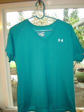 Men's / Youth Under Armour Semi Fitted Heat Gear Running Shirt Size X Large