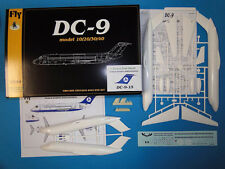FLY 1/144 McDonnell Douglas DC-9 -15 Federal Aviation Administration Kit