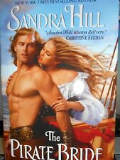 The Pirate Bride by Sandra Hill new hardcover Book Club edition