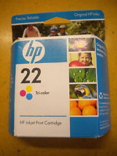 HP Inkjet 22 Tricolor C9352AN Deskjet D & F Series Officejet + Expired 3/2012