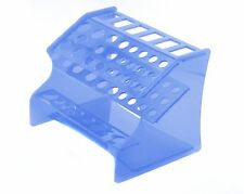 XTREME RACING ACRYLIC TOOL CADDY STAND BLUE XTR1850B TRAXXAS LOSI RTR MUGEN RACE