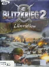 ** Blitzkrieg 2 : Liberation ** PC DVD GAME ** Brand new Sealed **