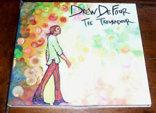 CD: Drew De Four - The Troubadour / Piano Bar, New Romantic, Pop, Rock [NEW]