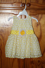 GIRLS RARE EDITIONS STUNNING LINED DRESS AGE 18 MONTHS IMMACULATE WEDDING PARTY