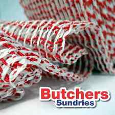 Butchers-sundries 10m de rouge / blanc pour boucher roastable viande filet grand tube