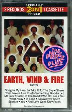 Faces by Earth, Wind & Fire Cassette (Brand New, Factory Sealed)