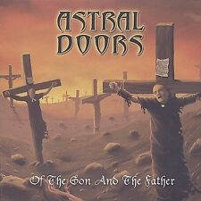 Of the Son and the Father by Astral Doors (CD, Feb-2004, Locomotive Records (US…