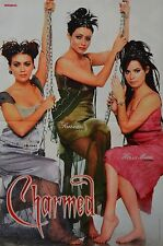 CHARMED - A3 Poster (ca. 42 x 28 cm) - Alyssa Milano Clippings Fan Sammlung NEU
