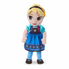 Disney Store Authentic Frozen Princess Elsa Animators Collection Plush Doll 13""