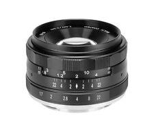 Objektiv MeiKe MK-35mm F1.7 für Canon EF-M  EU Händler