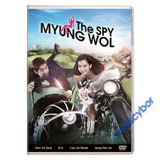 """""""BUY 5 GET 1 FREE"""" Myung Wol the Spy- Korean Drama (4DVDs) Excellent English!!"""