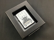 New Zippo CAR 10th Anniversary Limited-Edition Lighter Double Sided