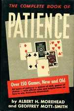 The Complete Book of Patience by Morehead & Mott-Smith (hardback)