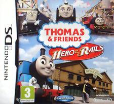 Thomas & Friends: Hero of the Rails (Nintendo DS), Very Good Condition Nintendo