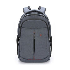 Men Women 15.6 Laptop Backpack Computer Outdoor Satchel Army Travel Bag Rucksack