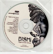 (FV627) Bishi, Night At The Circus - 2007 DJ CD