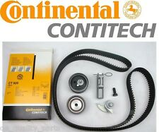 OEM CONTITECH TIMING CAM BELT KIT AUDI A4 B5 B6 A6 C5 2.4 2.7 T S4 RS4 QUATTRO