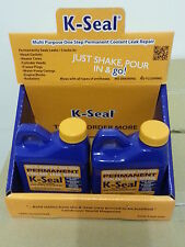 K-SEAL Kseal Radiator Coolant & Head Gasket Sealant 2 X 236ML