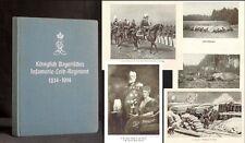 Geschichte des Bayerischen Infanterie-Regiments 1914 Militaria GUT