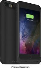 IPHONE 7 PLUS Mophie Juice Pack Air External Battery WIRELESS CHARGING - BLACK