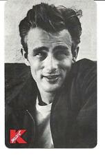 JAMES DEAN . COLLECTIBLE PHONE CALLING CARD. 1995. ISSUED BY KMART.