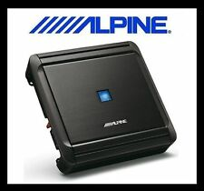 ALPINE MRV-F300 4-CHANNEL CLASS-D AMPLIFIER, BRAND NEW, WARRANTY, BEST OFFER