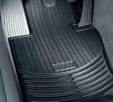 BMW Genuine Rubber Floor Mats for E70 X5 1st Row Fronts 82550417964