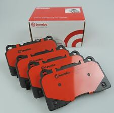 genuine BREMBO brake pads FRONT for HOLDEN COMMODORE VE redline edition SS SSV