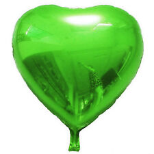 1/5/10x 18'' Heart Foil Helium Balloons For Wedding Birthday Party Engagement