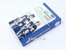 SUJU Super Junior Photo Message Card ( 30 Piece ) KPOP K-POP Korean K Pop