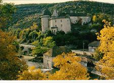 CABRERETS château de gontaut-biron timbrée 1983